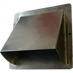 Bocchetta di espulsione in metallo