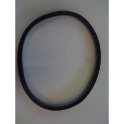 Guarnizione per contenitore polveri trasparente A006988
