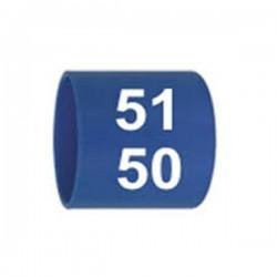 "Manicotto ridotto 2"" / 50 mm. blu"